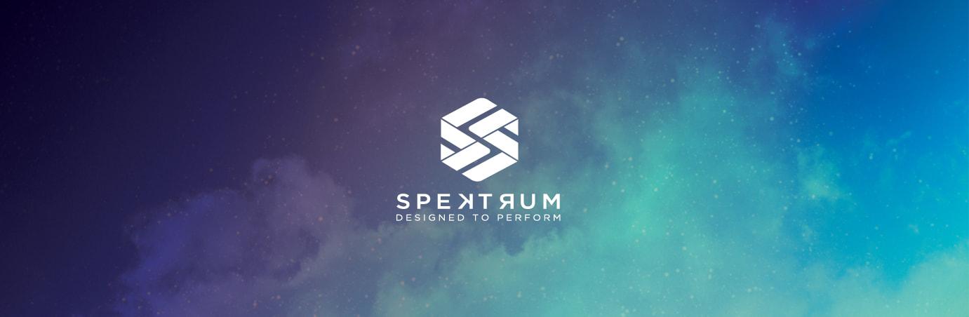 Spektrum Find us at hero